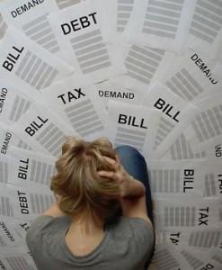 consumer debts